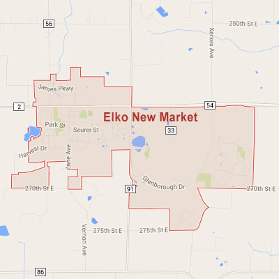 HVAC and Radiant Heating and Cooling for the Elko New Market, MN area